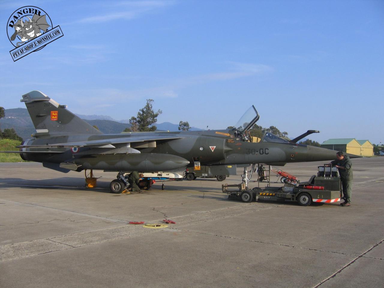 Dassault Mirage F1 CR / CT