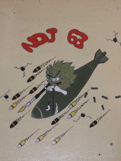 Epervier NDJ 63