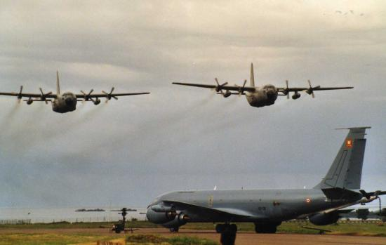 2003 Entebbe (Ouganda) Ops Mamba
